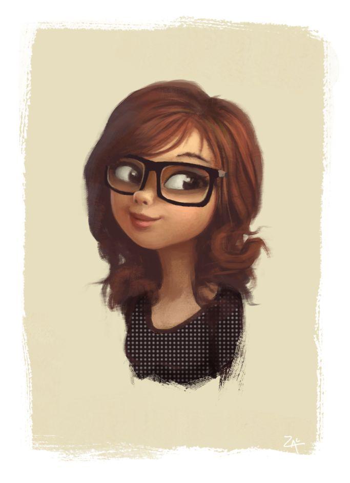 Zac Retz Art ★ Find more at http://www.pinterest.com/competing/