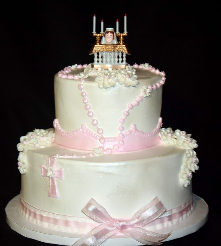 First communion cakes communion cakes holy communion for 1st holy communion cake decoration ideas