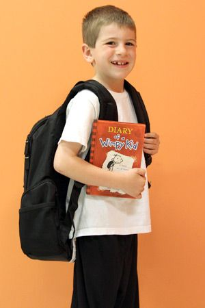 Easy DIY Halloween Ideas: Diary of a Wimpy Kid Costume - Canada ...