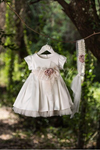 Εικόνα με Vinte Li Φόρεμα Βάπτισης 4712 8b6975a31f9
