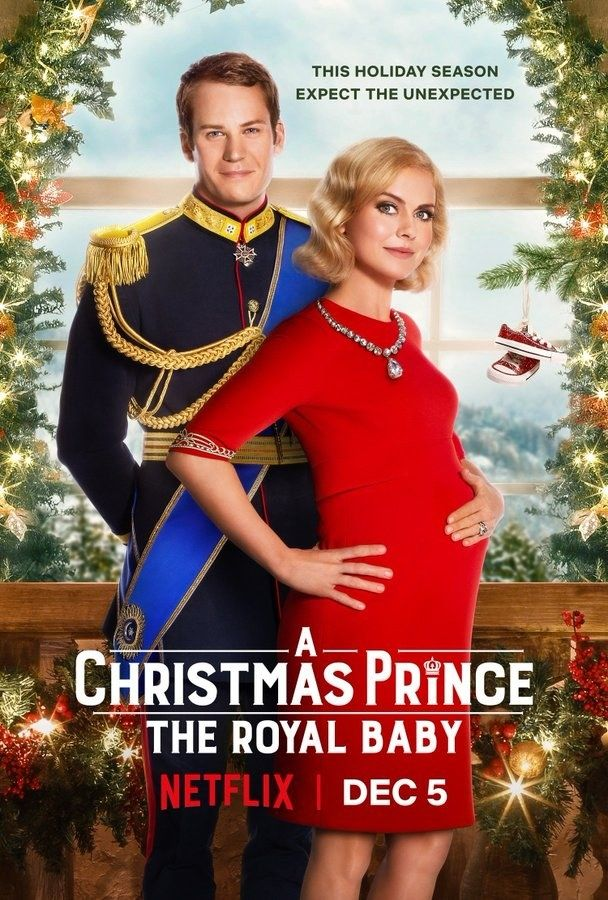 But It S Not Just The Knight Before Christmas We Have To Look Forward To Netflix Also Announced We Can Expect The Third Chr Baby Movie Royal Baby Baby Netflix