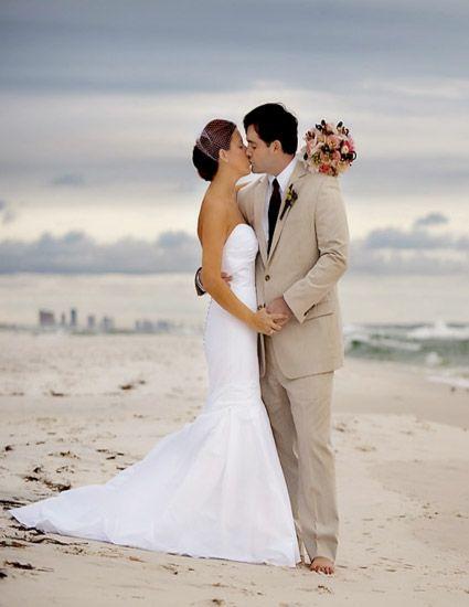 Beach Wedding Photo Idea..! Small Beach WeddingsBeach ...