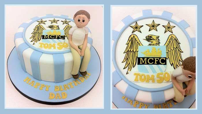 Manchester City Fc Cake