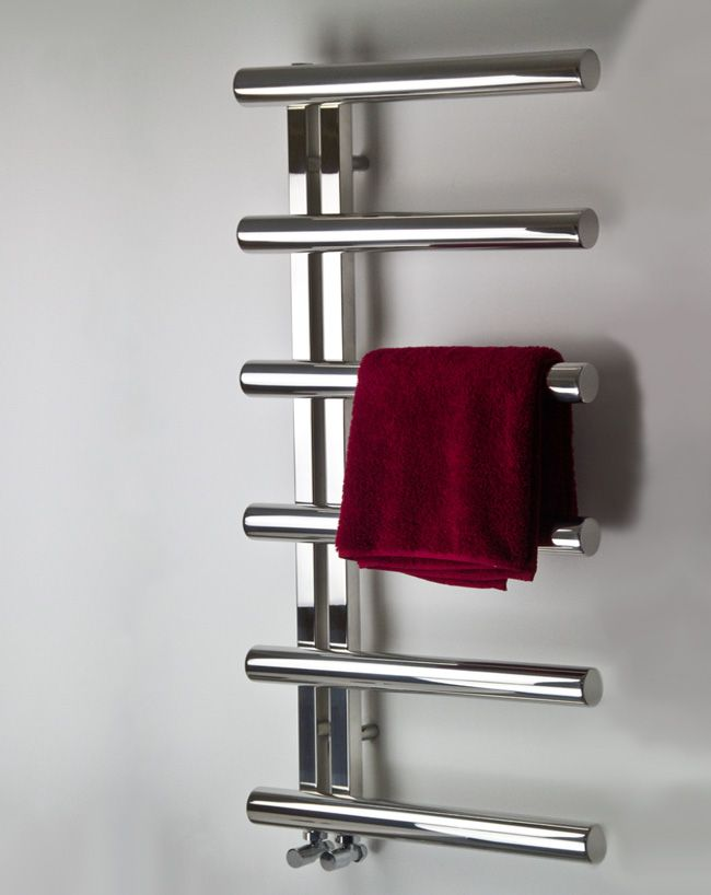 Stainless Steel Heated Towel Rails & Towel Warmer