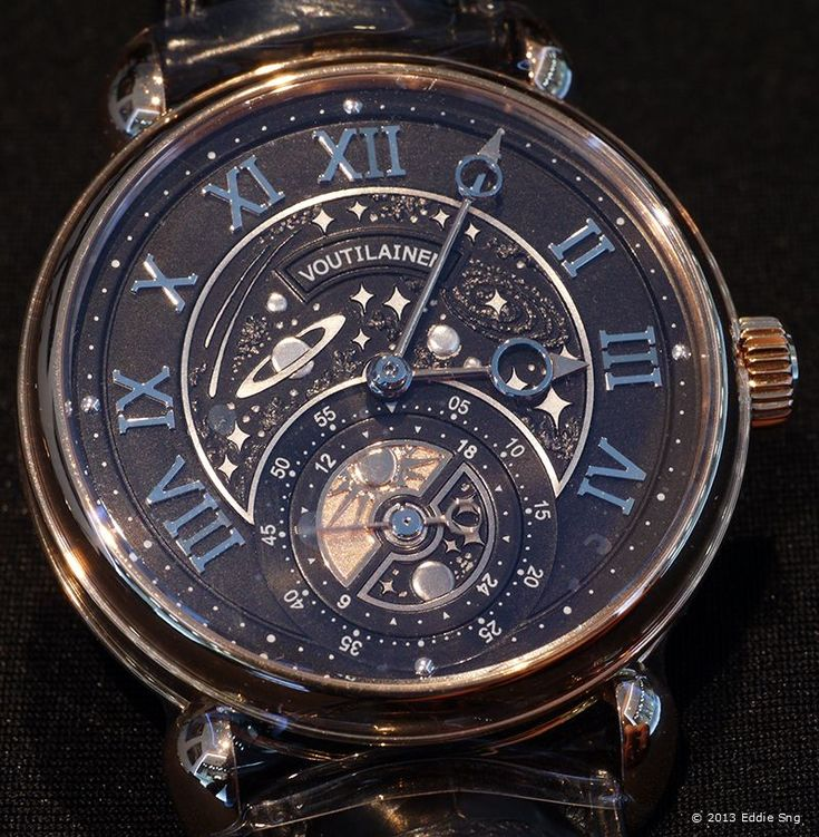 cool reviews van arpels cleef watch unique midnight planetarium watches