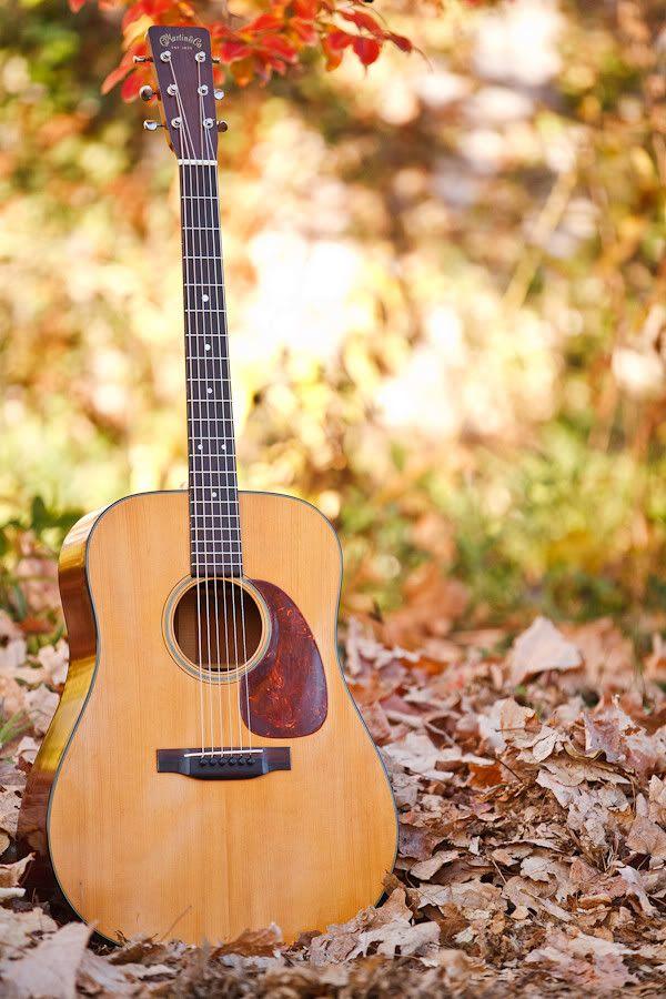 1953 Martin D-18 Acoustic Guitar