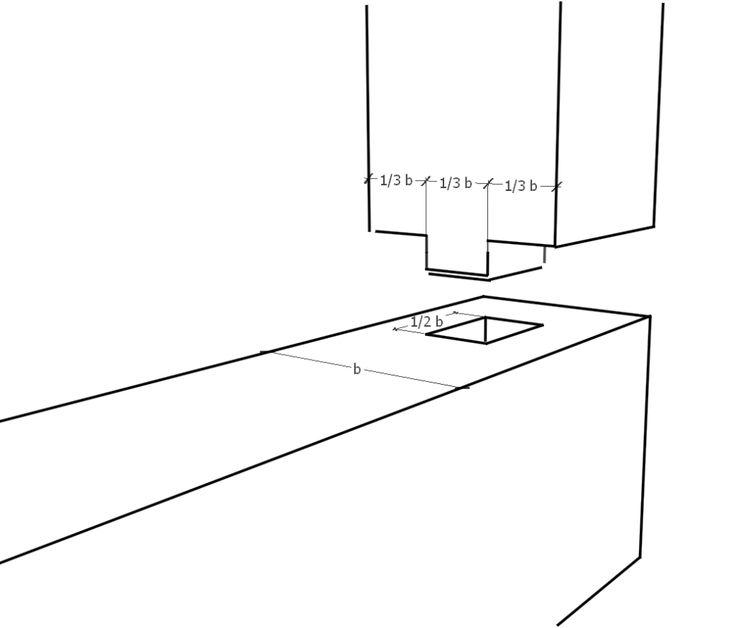 Die besten 25 zapfenverbindung ideen auf pinterest for Zimmermannsverbindungen herstellen