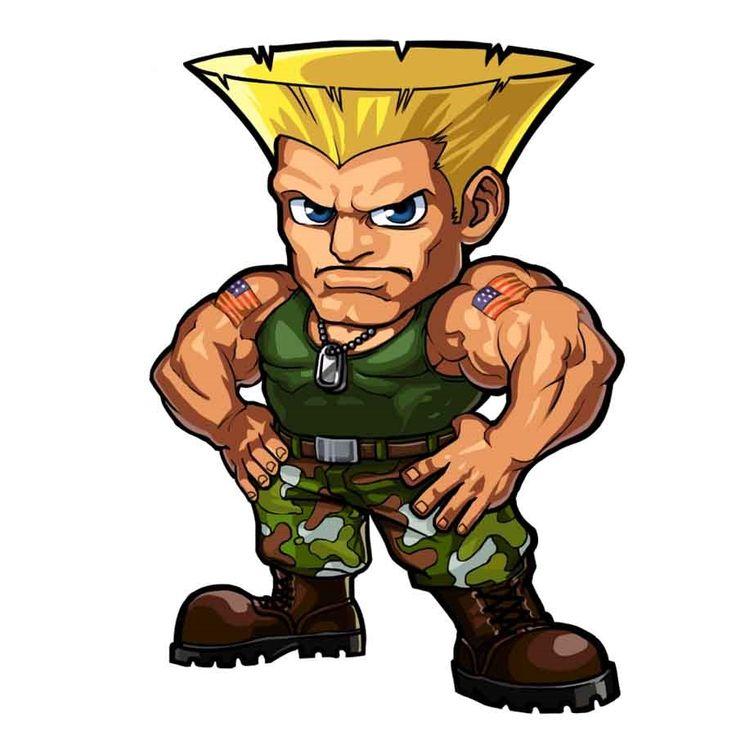 Street Fighter X All Capcom