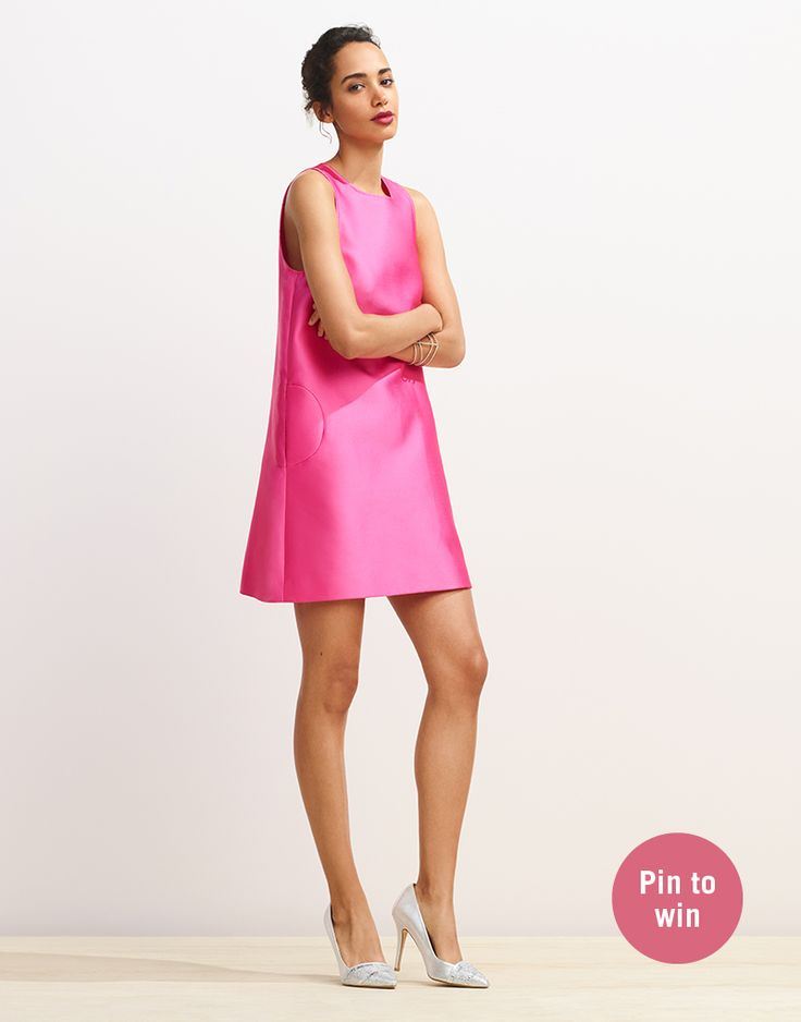OMG, perfect dress for the dream wedding. Pick me. Thank you for the awesomeness, the contest, and generosity. :)
