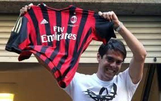 Milan: bentornato a casa Ricky ! #SerieA