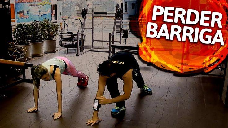 Os dois melhores exercícios para perder barriga (garantido)