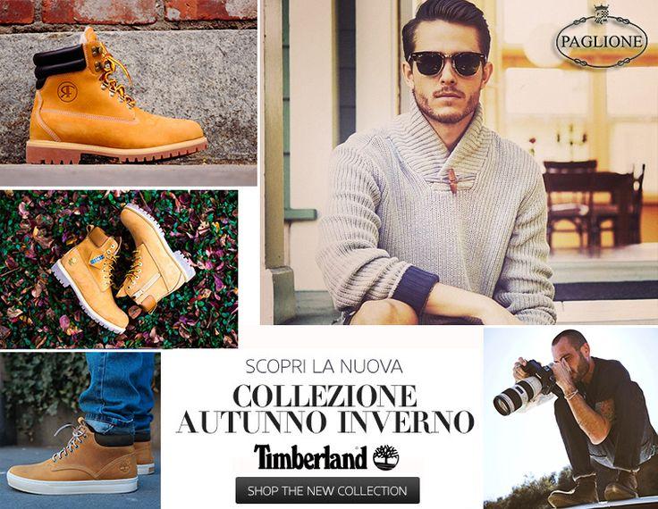 Ecco un'anteprima della Nuova #Collezione Timberland!  Quale #Shoes indosseresti???  #ShopOnline su: http://goo.gl/9ALvzl  #Timberland #Scarpe #Fashion #Outfit