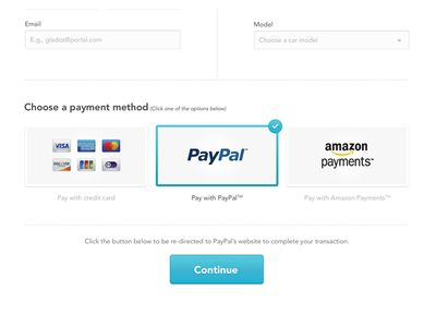 Choose a payment method | Ui patterns, Ui design and Ui ux