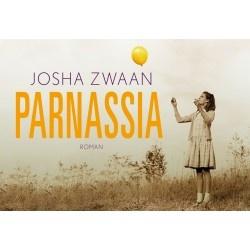 'Hartverscheurend verhaal over een Joods meisje dat tijdens de Tweede Wereldoorlog onderduikt en vervreemdt van haar eigen familie en tradities. Ik las Parnassia weken geleden en het zit nog steeds in mijn hoofd en hart. Prachtig!'
