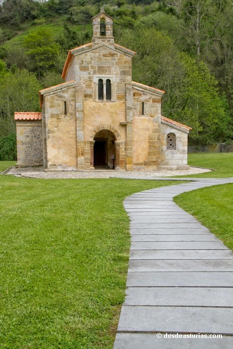 San Salvador de Valdediós. Patrimonio de la Humanidad | Asturias | Spain [Más info] https://www.desdeasturias.com/san-salvador-de-valdedios/ https://www.desdeasturias.com/asturias/que-ver-y-que-hacer/que-ver/