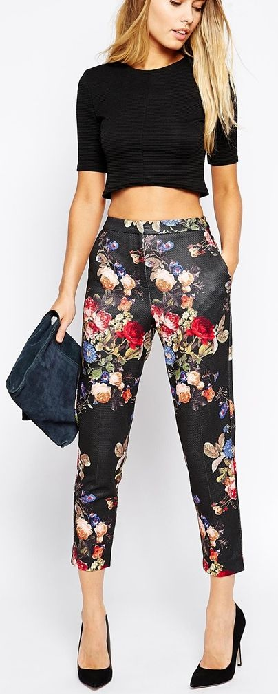 17 Best ideas about Print Pants on Pinterest | Printed pants ...