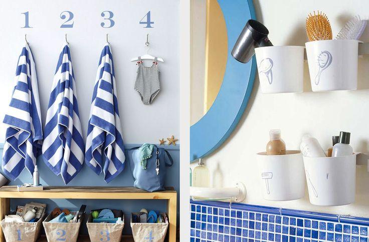 15 не затратных решений для обновления ванной комнаты