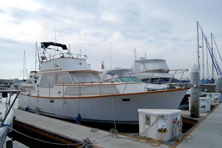 1984 Roughwater 37 SEDAN BRIDGE Power Boat For Sale - www.yachtworld.com