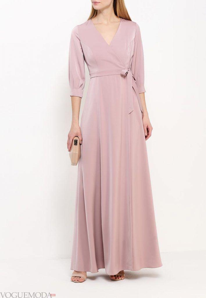 23e735cb754 Модные платья осень зима 2019 2020 года  фото фасон тенденции ...