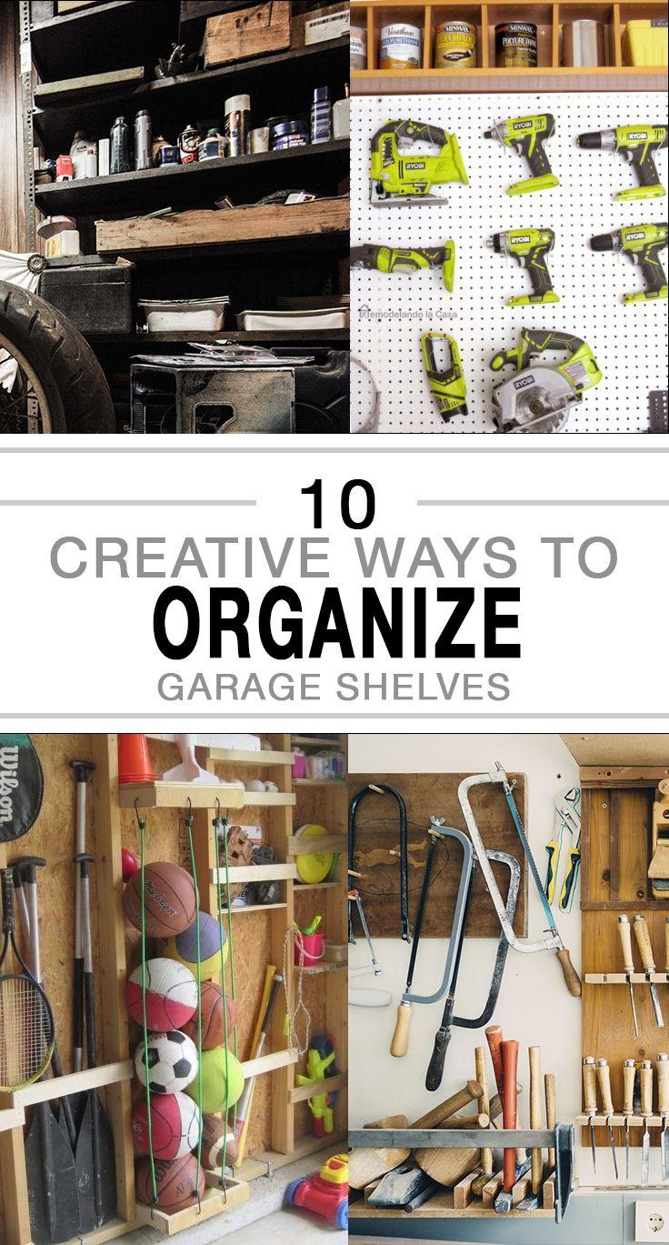 15 best Help for My Garage images on Pinterest | Organizers ...