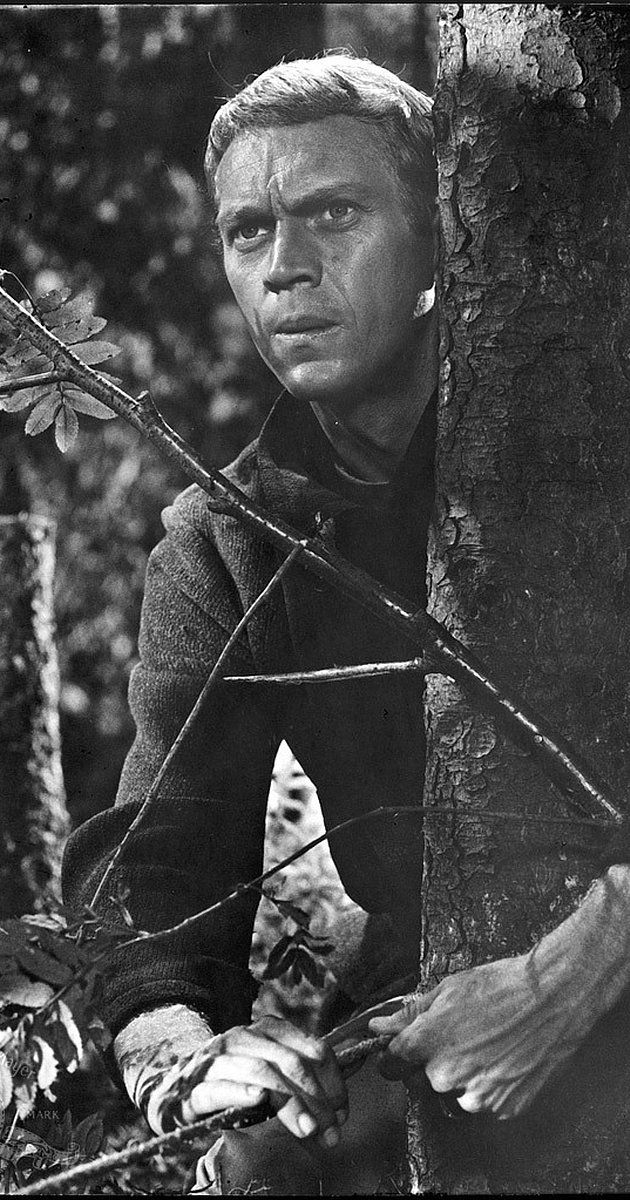 Steve McQueen, in a role based on at least three pilots, David M. Jones, John Dortch Lewis, and William Ash, has been credited with the most significant performance.