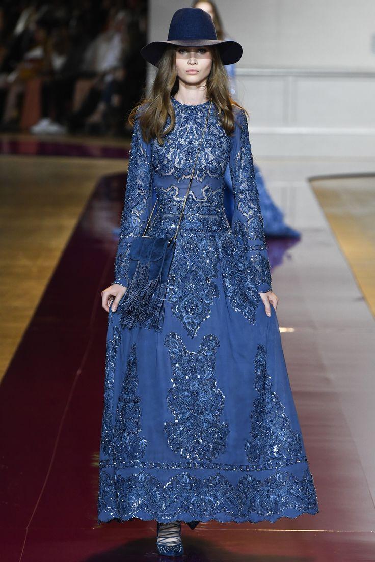 #ZuhairMurad  #fashion  #Koshchenets Défilé Zuhair Murad Haute Couture automne-hiver 2016-2017 42