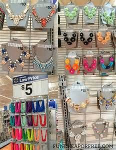 walmart statement necklaces for Walmart people lmao