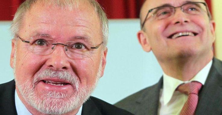 Focus.de - Regierung: Sellering würdigt Leistung Ringstorffs auf Empfang zum 75. Geburtstag - Rostock