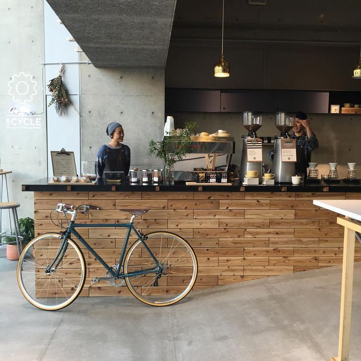 Instagram 上的 ONIBUS COFFEE Atsushi:「 帰って来て1番最初のお店は RATIO coffee & cycle @ratio_c back to Tokyo!! #ratiocoffeeandcycle #onibuscoffee #tokyocoffee 」