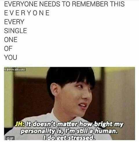 Yes please remember this especially when he does the v-app don't ask for other members!!  jhope is a precious cinnamon roll.