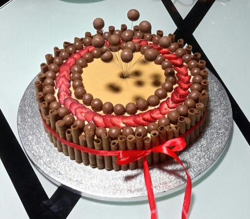 Birthday's cake!!!! ❤