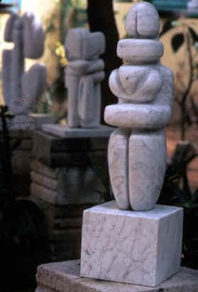 Fertility (1967) - Mona Saudi  #sculpture #ArabArtists