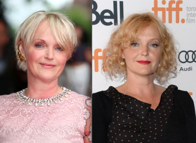 20 kurze Frisuren für Frauen über 50, die für immer cool sind 20 wunderschöne kurze Frisuren für Frauen über 50: Zwei sehr unterschiedliche kurze Frisuren an einer Person