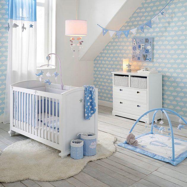Les 25 meilleures id es de la cat gorie chambres b b - Idee camera neonato ...