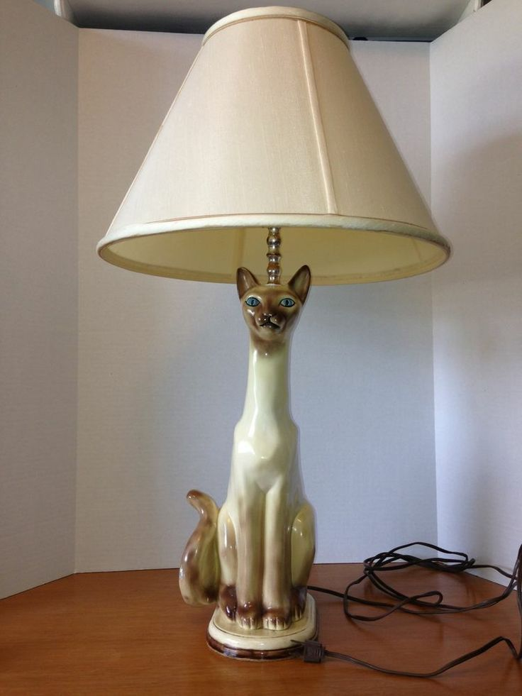 1000 ideas about Vintage Table Lamps on Pinterest