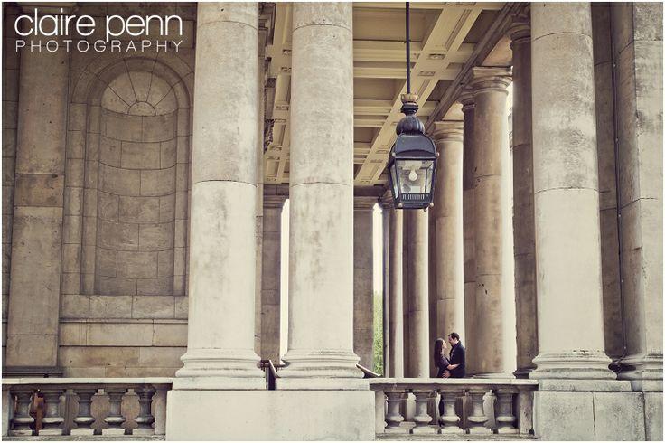 A Greenwich engagement – Liz