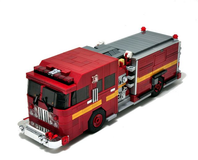 LEGO Rescue 134, via Flickr.