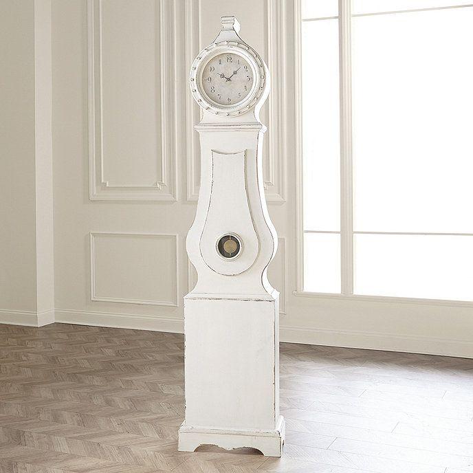 Katerina Floor Clock In 2020 Ballard Designs Trending Decor Clock