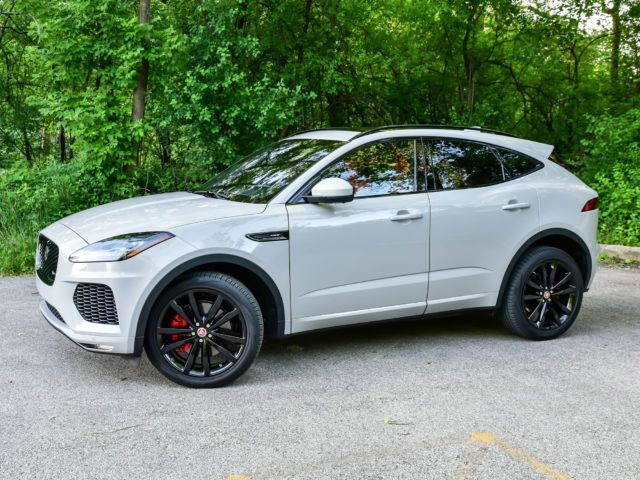 A sports car in SUV clothing: The Jaguar E-Pace reviewed This compact SUV drives…  – cars