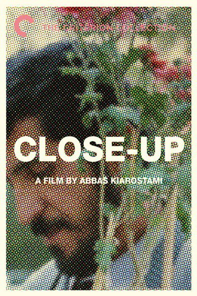 Close Up Abbas Kiarostami