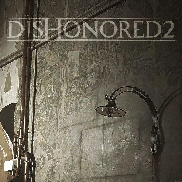 Dishonored 2 - A Crack in the Slab (1852) - Part 2, Sylvain FANGET on ArtStation at https://www.artstation.com/artwork/zqDnL