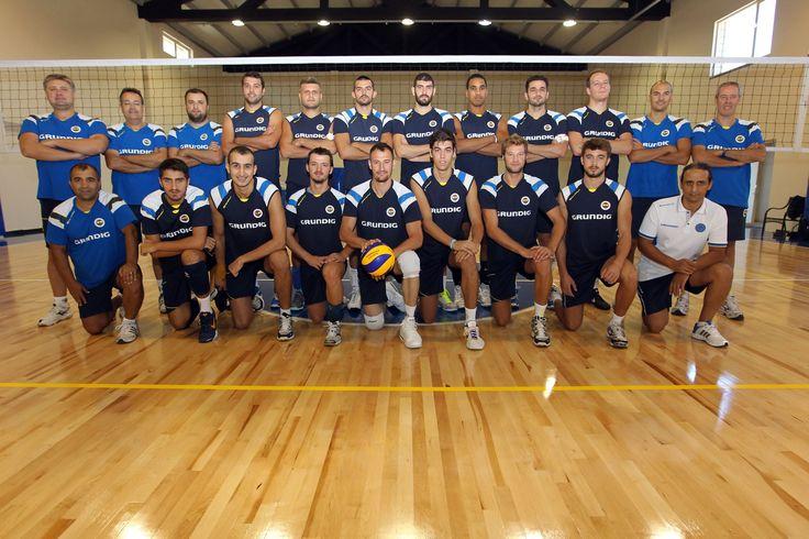 Fenerbahçe Grundig Erkek Voleybol Takımı (CEV Challenge Kupası şampiyonu)