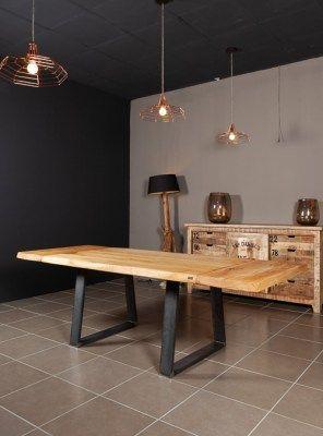 Tavolo da cucina allungabile in legno Victor scegli la tua misura ...