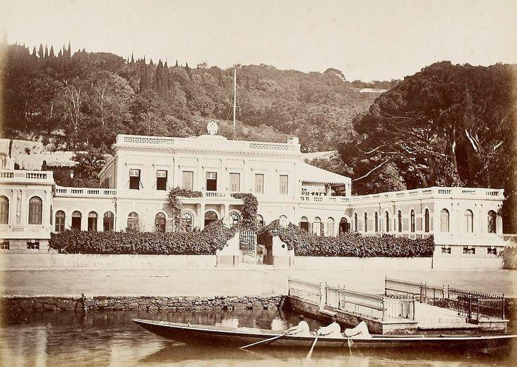 Rus Yazlık Sefareti, Büyükdere, 1868