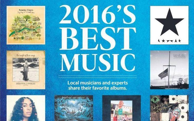 Top albums of 2016: Bowie's 'Blackstar' leads the way among KC music aficionados