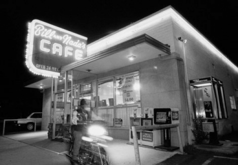 Bill and Nada's Cafe A long gone home style cafe that was a Salt Lake City icon for many years.( I remember dining there)
