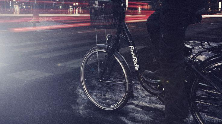 Comfort   EcoRide Elcykel – Den enkla vägen