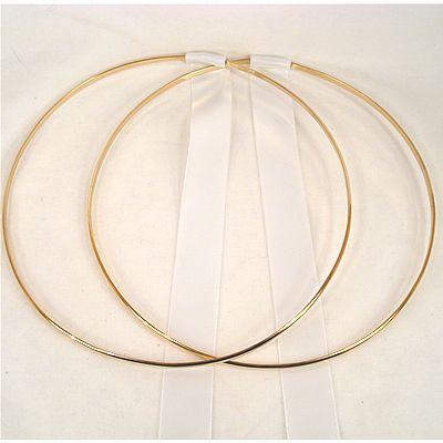 Classic Gold Crowns - OrthodoxWeddingCrowns.com