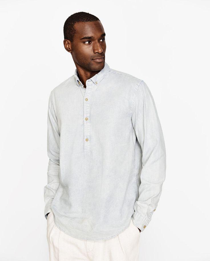 les 25 meilleures id es de la cat gorie chemise homme zara sur pinterest chemises zara homme. Black Bedroom Furniture Sets. Home Design Ideas