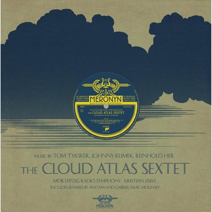 Ost/der Wolkenatlas [VINYL]: Amazon.co.uk: Music